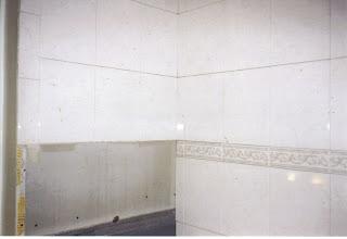 Photo: tub surround