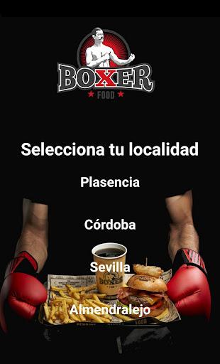 Boxer Food screenshot 1
