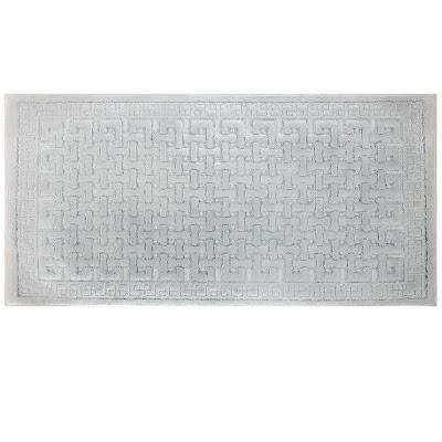 Ковёр 0.80х1.50 cotton smart grey Ковровые галереи