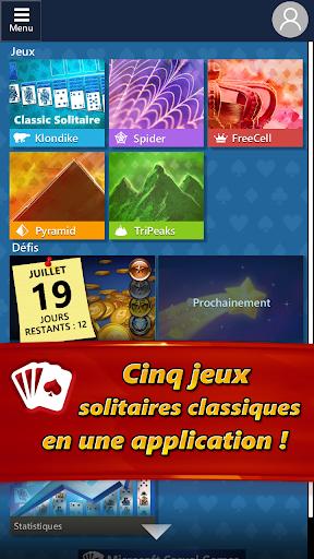 Microsoft Solitaire Collection APK MOD – Pièces de Monnaie Illimitées (Astuce) screenshots hack proof 2