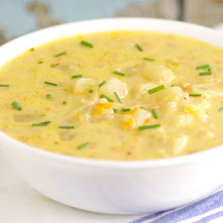 recipe: velveeta cheese potato soup recipe [31]