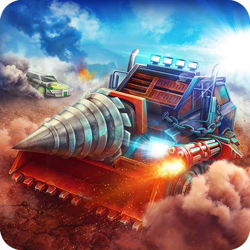 Download Crushed Cars 3D - Extreme car racing shooter