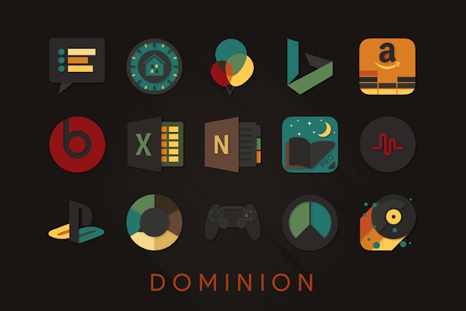 Dominion Icon Pack v2.7