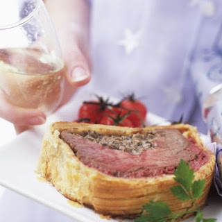 Slice of Beef Wellington
