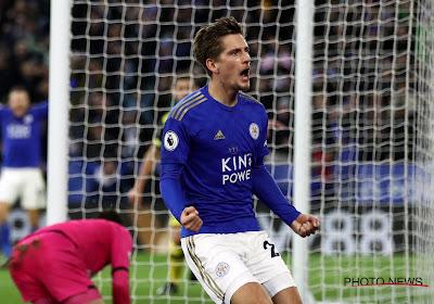 Dennis Praet touché au genou : inquiétude à Leicester City