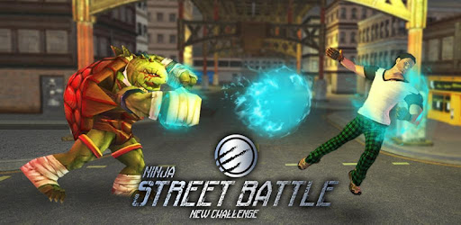 Super Hero Turtle Street Wars Games (apk) free download for Android/PC/Windows screenshot
