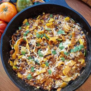 Chopped Enchilada Skillet