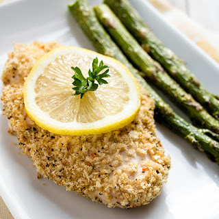 Skinny Lemon Chicken