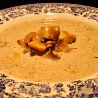 Betsy's No Garlic Cream of Mushroom Soup