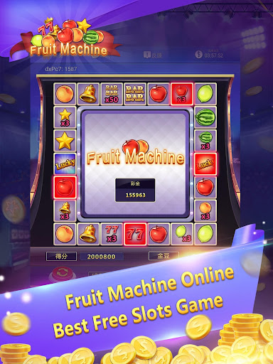 Fruit Machine - Mario Slots Machine Online Gratis 1.0.3 9