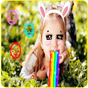 Photo editor : Color Switch VR icon