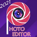 Photo Editor App 2021 - All in One Image Editing icon