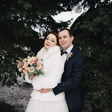 Wedding photographer Vladimir Peskov (peskov). Photo of 24.01.2018