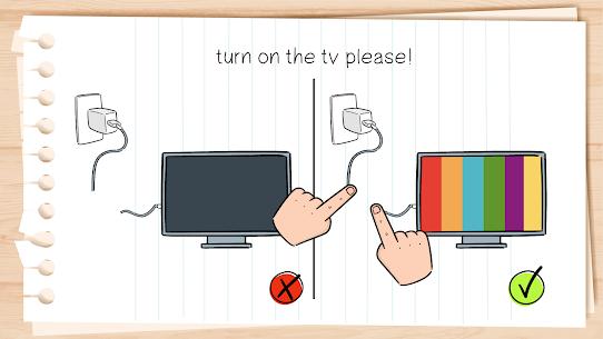 Brain Test: Tricky Puzzles MOD APK [Free Tips + No Ads] 10