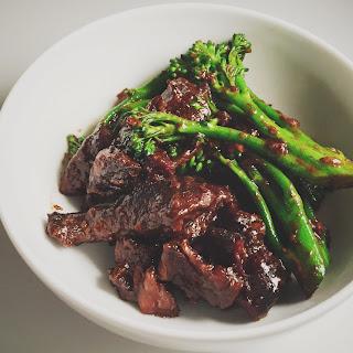 Crockpot Beef & Broccoli.