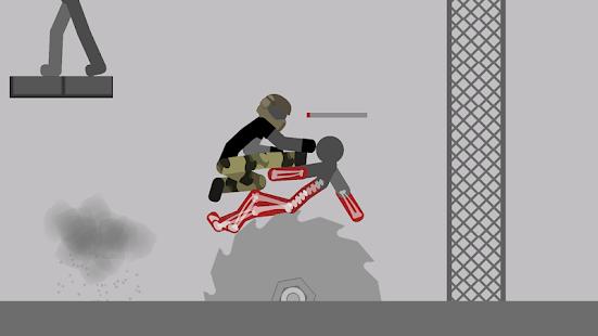 Stickman Backflip Killer 5 poster