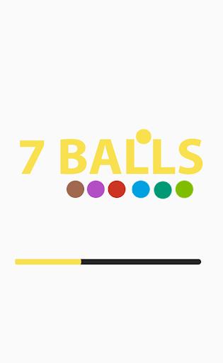7 Balls - Color Ball