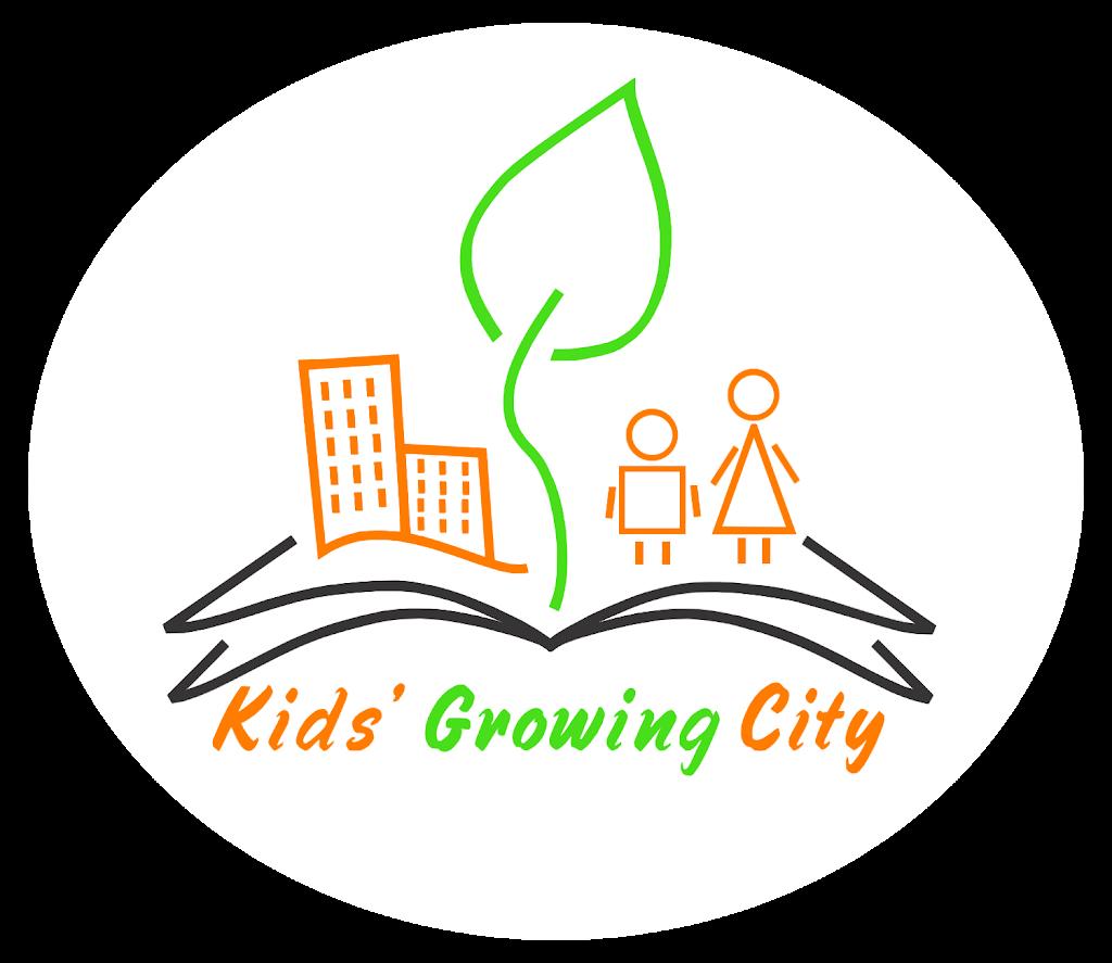 Kids' Growing City
