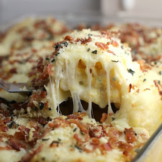 Bacon, Sage, and Butternut Squash Lasagna Rolls