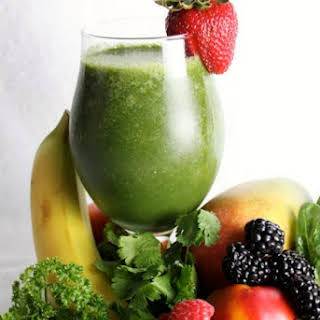 Delicious, Nutritious – Green Smoothies!.