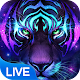 Neon Tiger Live Wallpaper Download for PC Windows 10/8/7