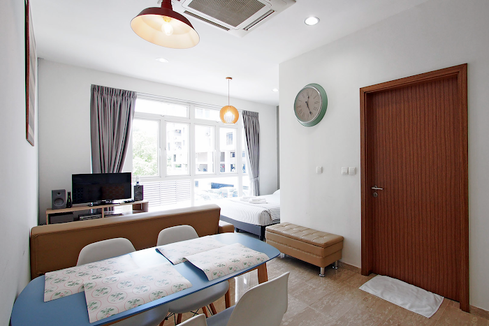 Ideal studio apartment at Ava Road, Singapore