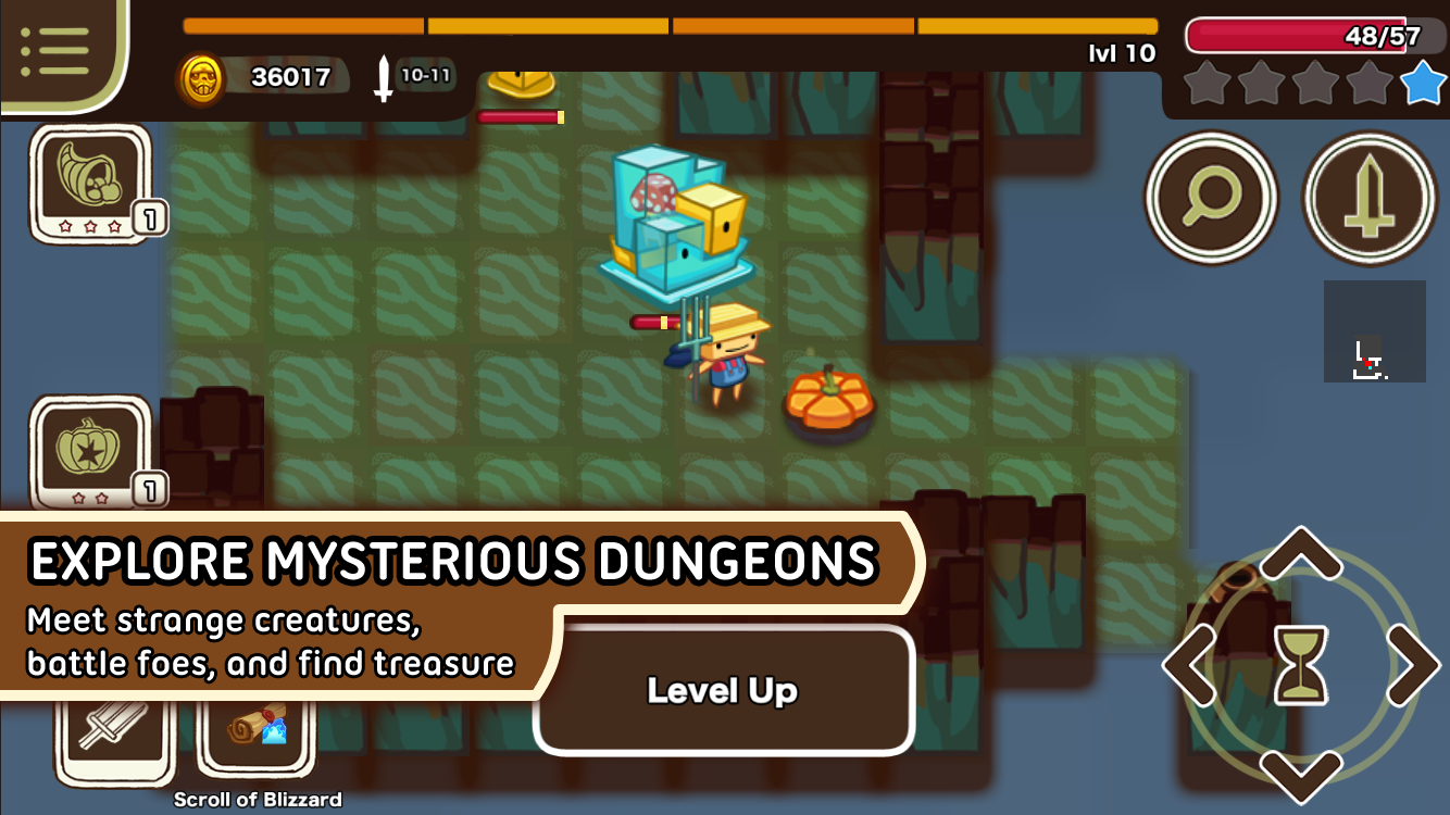 Sproggiwood screenshot #3