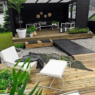 Patio and landscape design ideas hack cheats for Garden design hacks