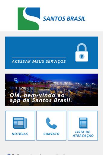 Santos Brasil APP