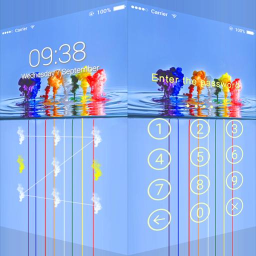 Applock Theme Colorful 程式庫與試用程式 App LOGO-硬是要APP
