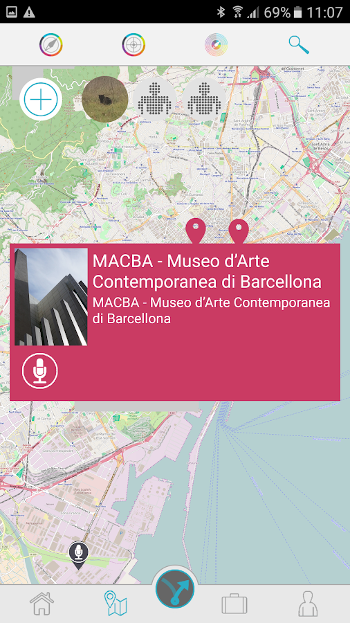In viaggio con Apptripper- screenshot