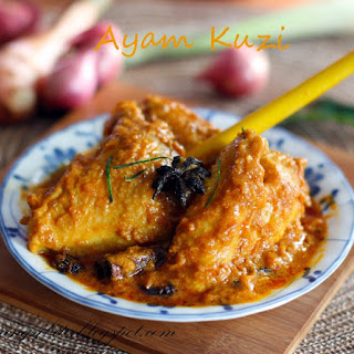 Ayam Kuzi / Kuzi Chicken
