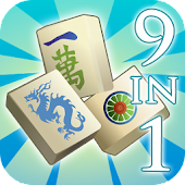9-1 Mahjong Solitaire Games