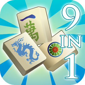 9-1 Mahjong Solitaire Games for PC and MAC