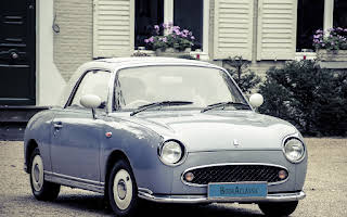 Nissan Figaro Rent Anvers