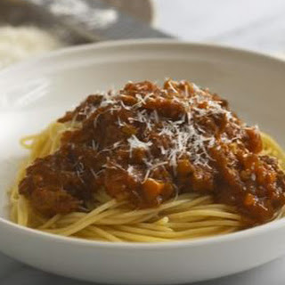Instant Pot Homemade Bolognese.