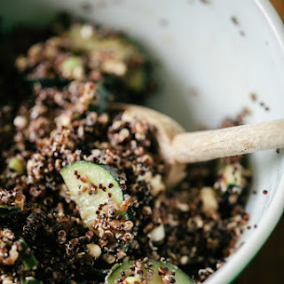Cucumber Quinoa Salad with Feta