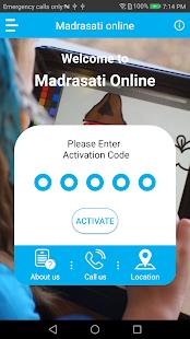 Madrasatie Online - náhled