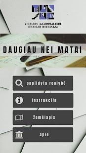 Daugiau Nei Matai - náhled