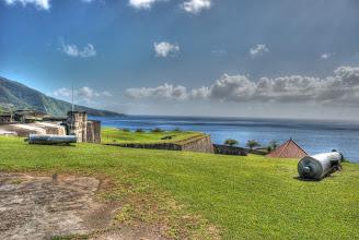 Photo: Fort Delgres- Basse-Terre