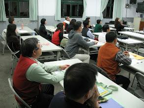 Photo: 20110317口才主持實務 002