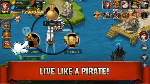 Treasure Map скачать на планшет Андроид
