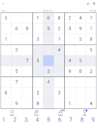 Sudoku - Sudoku puzzle, Brain game, Number game screenshots 13
