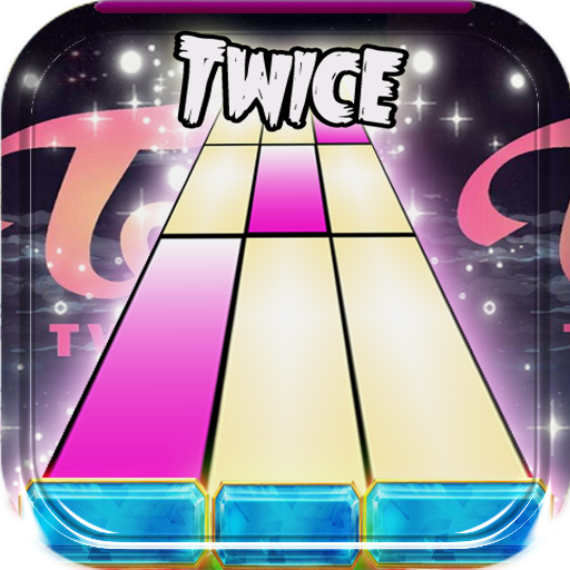 TWICE Official Piano Tiles