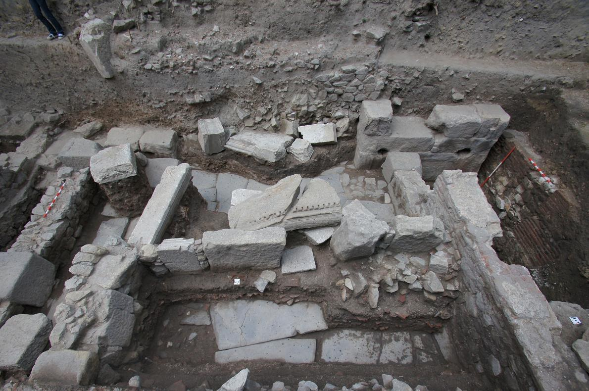 Skeletons offer rare glimpse of ancient Gothic blitzkrieg
