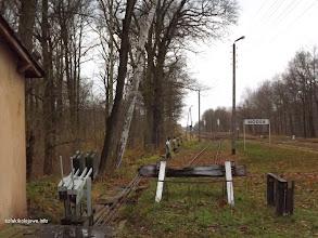 Photo: Pędnie dawnych semaforów zlikwidowanych kilka lat temu zastąpionych sygnalizatorami świetlnymi