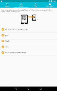 QR & Barcode Scanner (Pro) Screenshot