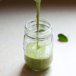 Peanut Lovers Green Smoothie
