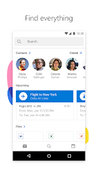 Microsoft Outlook APK screenshot thumbnail 4