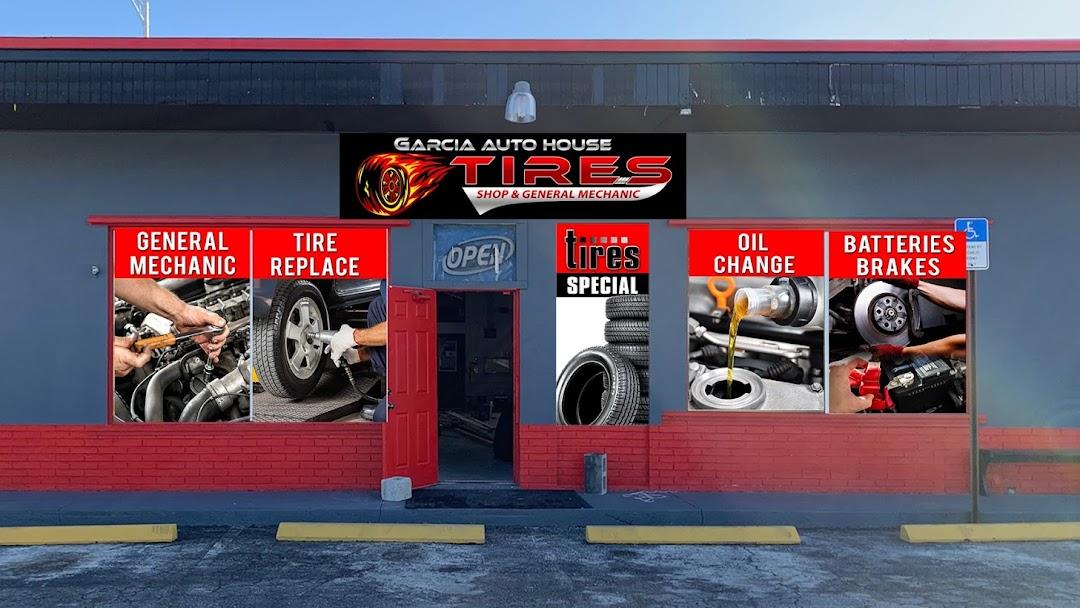 Garcias Tire Shop >> Garcia Auto House Tire Shop In Fort Myers